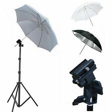 FLASH STROBE mount Flash Umbrella Kit for CAMERA DSLR NISSIN DI622,DI866,DI466