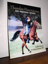 Thunder Mountaineer Fort Huachuca, AZ-Unofficial Guide & Phone Directory 2000(PB