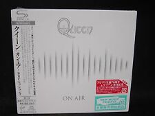 QUEEN On Air - The Complete BBC Sessions JAPAN SHM  2CD Freddie Mercury Smile