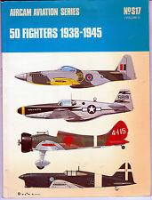 50 aerei da caccia 1938 -1945