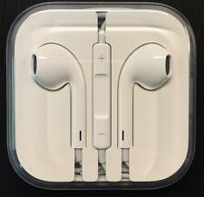 New OEM Original Genuine Apple iPhone 5 5S 5C 6 6S EarPods Earphones Remote +Mic