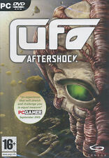 UFO AFTERSHOCK After Shock Strategy Space PC Game NEW!