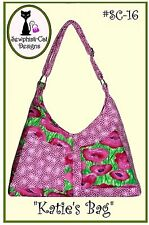 KATIE'S BAG SEWING PATTERN, Bags & Purses From Sewphisti-Cat Designs NEW