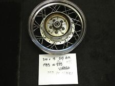 YAMAHA VIRAGO XV 535 CHROME REAR WHEEL