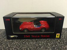 Ferrari 250 Testa Rossa 1:43 Hot Wheels