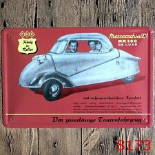 Metal Tin Sign CAR  Decor Bar Pub Home Vintage Retro Poster Cafe ART