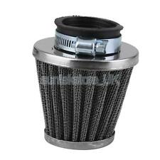 39mm Cone black Air Intake Filter Cleaner for Motorcycle Dirt Bike ATV Scooter