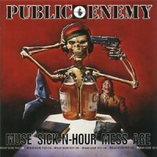 Public Enemy Muse Sick-N-Hour Mess Age CD NEW SEALED 1994