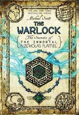 The Warlock (The Secrets of the Immortal Nicholas Flamel)-ExLibrary