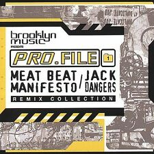 MEAT BEAT MANIFESTO - Pro.File vol. 1: Jack Dangers Remix Collection - CD