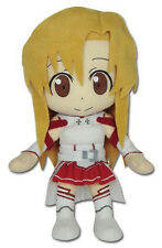 "Great Eastern S.A.O. Sword Art Online Asuna 9"" Plush Doll Cute Plushie Anime New"