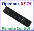 Original Remote Control for Openbox X5 Openbox Z5 HD Satellite Receiver