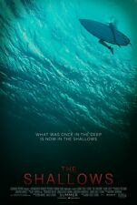 Shallows - original DS movie poster - 27x40 D/S Surfing