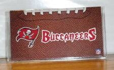 TAMPA BAY BUCCANEERS CHECKBOOK COVER # 1. FOOTBALL....FREE SHIPPING