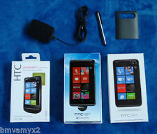 HTC HD7 TMOBILE Windows 7 Smartphone W/ New $50 Juice Pack Battery Case 16GB