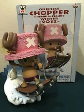 ONE PIECE BANPRESTO Chopper Premium Figure Winter / Arcade Prize / New Figure