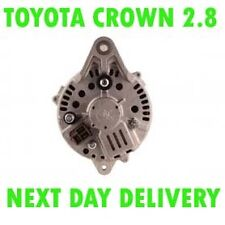 TOYOTA CROWN SALOON 2.8 1980 1981 1982 1983 1984 1985 REMANUFACTURED ALTERNATOR