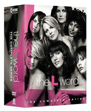 The L Word: The Complete Series (DVD Box Set, Region 1, 24-Disc LOVE Sex) NEW