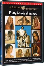 PRETTY MAIDS ALL IN A ROW (1971 Remastered) - Region Free DVD - Sealed