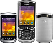 BlackBerry Torch 9810 Silver  Unlocked Smartphone free shipping