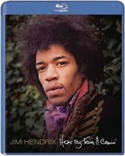 Jimi Hendrix-Hear my train a mélodrame 'Blu-ray classic rock & pop NEUF