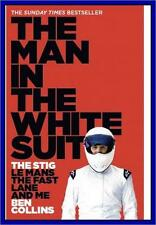 THE MAN IN A WHITE SUIT - BEN COLLINS - BRAND NEW