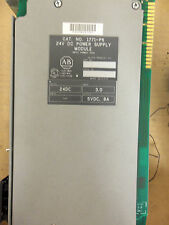 Allen Bradley Power Supply 1771-P5 chipped corner 24v dc