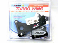 Xlab Turbo Wing Dual Rear System Black X-Lab