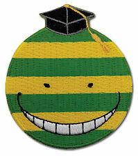 Assassination Classroom Mocking Nameteru Koro Sensei Patch ~ Officially Licensed