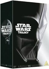 Star Wars Trilogy (Episodes IV-VI) [DVD] [1977] Mark Hamill New and Sealed