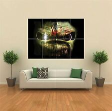 IRON MAIDEN EDDIE MUSIC ROCK BAND NEW GIANT LARGE ART PRINT POSTER G859