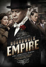 Brand New Boardwalk Empire: The Complete Series (DVD, 2015, 20-Disc Set)