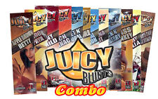 5 Pack of 2 BLUNT WRAP - JUICY JAY'S - CHOOSE YOUR FLAVOURS - ROLLING PAPER