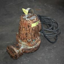 FLYGT 3~ 7.4KW Submersible Portable Solids Handling Pump 3127 181 1016109 3 inch