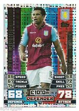 2014 / 2015 EPL Match Attax Man of the Match (363) Kirean RICHARDSON Aston Villa