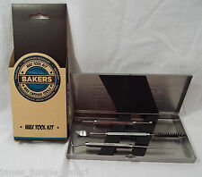Bakers Wax Carving Tool Kit Medical Grade Stainless Steel Tobacco Cleaner Crafts