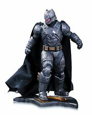Batman Armored Statue vs Superman Dawn of Justice Movie DC Comics Collectible