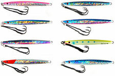 "8 lure kit assortment gypsy lures saltwater speed jig 150g 5 1/4oz 7"" butterfly"
