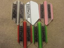5 Pack Ruthless Slim Dart Flights Choose Your Color w/ FREE Shipping