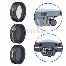 3pcs CPL ND8 ND16 Polarizer Camera Lens Filter Cap Cover For DJI Mavic Pro Drone