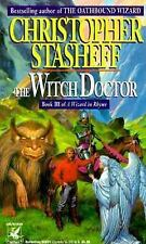 Witch Doctor (Wizard in Rhyme, Book 3) Stasheff, Christopher Mass Market Paperb