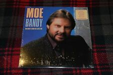 Moe Bandy~You Haven't Heard The Last Of Me~MCA Records MCA-5914~FAST SHIPPING