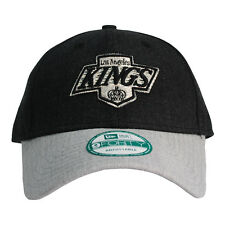 Era LA Kings Heather Equipo New 9 Forty Curva Pico Gorro Gorra de béisbol