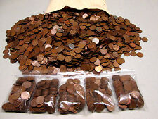 1LB (147) total unsearched wheat pennies 1909svdb found ! 1-5-16 Free Shipping !