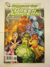 June 2010 DC Comics Brightest Day Green Lantern #53 The New Guardians (JB-64)