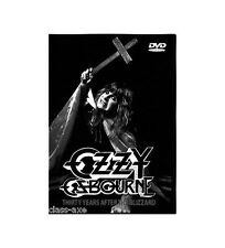 OZZY OSBOURNE - THIRTY 30 YEARS AFTER THE BLIZZARD DVD  [NTSC - US, CANADA]