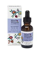 Mad Hippie ANTIOXIDANT FACIAL OIL 1.02oz 30ml Skin Care anti-aging 18 Actives!