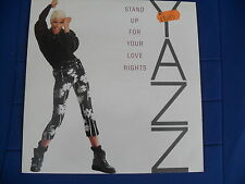 Yazz - Stand up For Your Love rights / What is Mix - Big life BLR 5