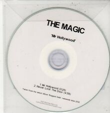 (DG94) The Magic, Mr Hollywood - 2012 DJ CD