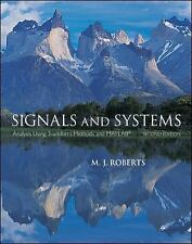 NEW - Signals and Systems: Analysis Using Transform Methods & MATLAB